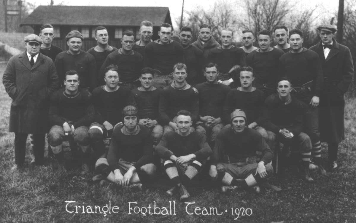 The 1920 Dayton Triangles