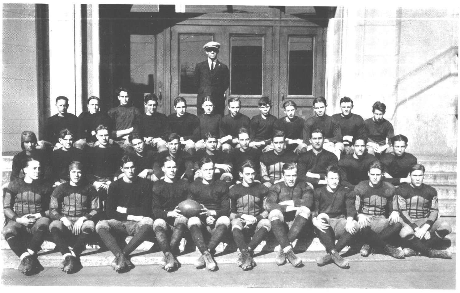 Stivers High School Football Team 1923